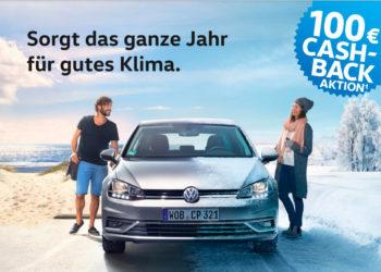 Die Volkswagen Standheizung.